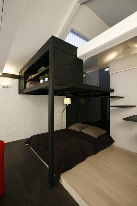 интерьер спальни - фото № 25756
