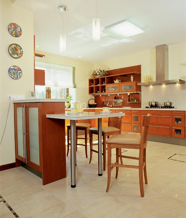Загородный дом. кухня из проекта , фото №25768
