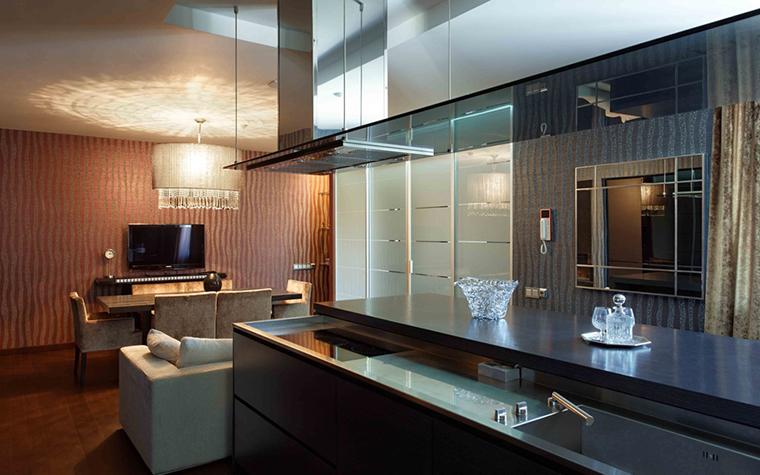 интерьер кухни - фото № 25789