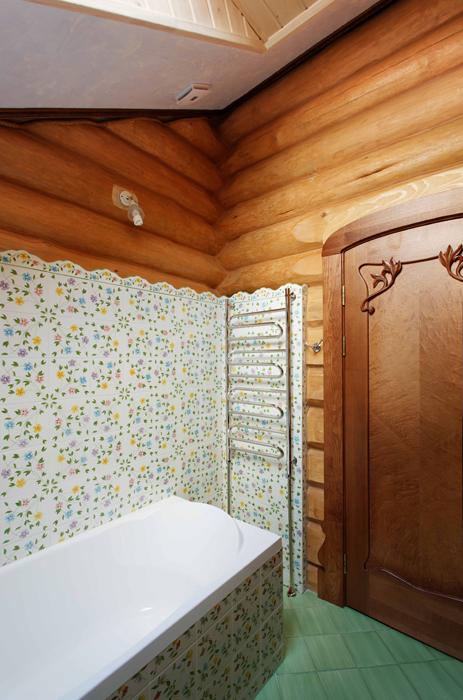 интерьер ванной - фото № 25836