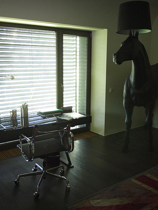 Загородный дом. кабинет из проекта , фото №25950