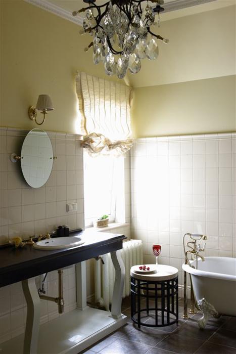 Фото № 26101 ванная  Загородный дом