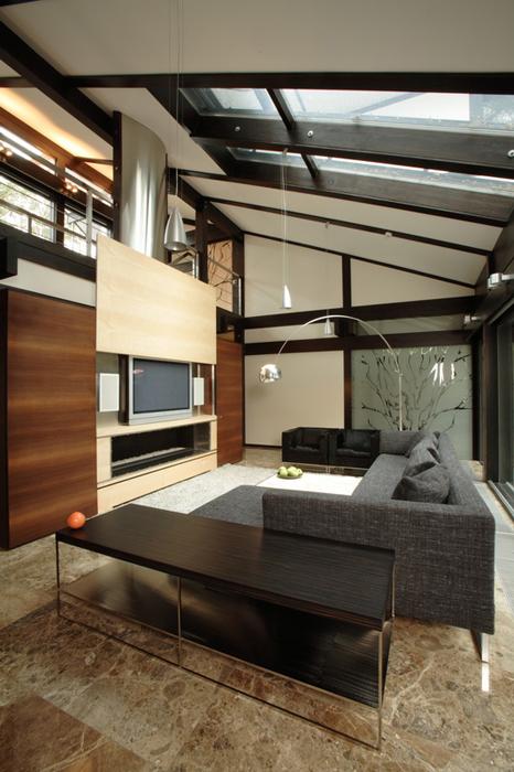 интерьер гостиной - фото № 26234