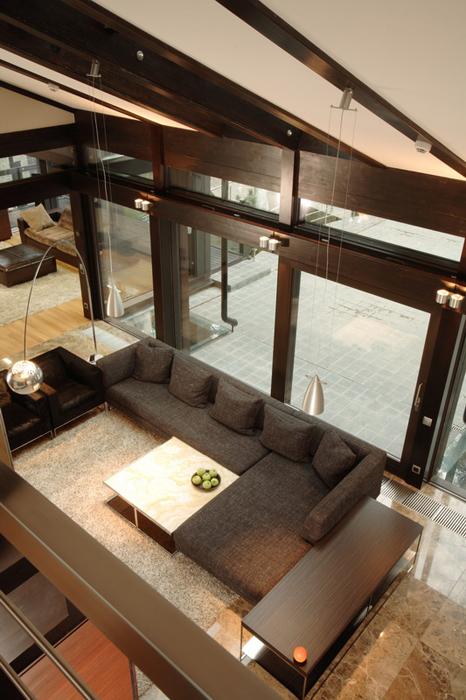 интерьер гостиной - фото № 26235