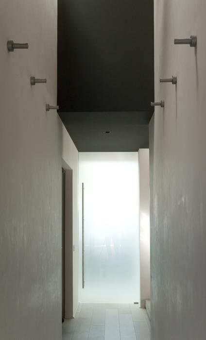 Загородный дом. холл из проекта , фото №26278