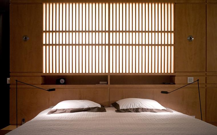 интерьер спальни - фото № 26265