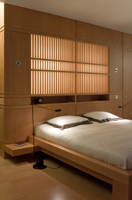 интерьер спальни - фото № 26266