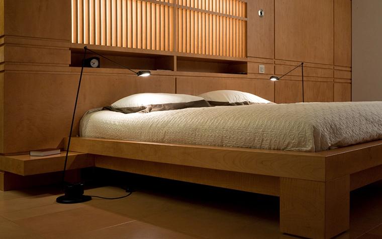 интерьер спальни - фото № 26267
