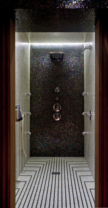 Загородный дом. ванная из проекта , фото №26271