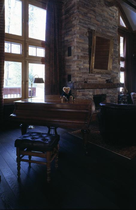 Фото № 26479 гостиная  Загородный дом