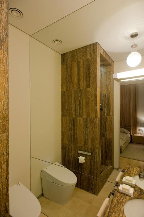 Фото № 26670 ванная  Загородный дом