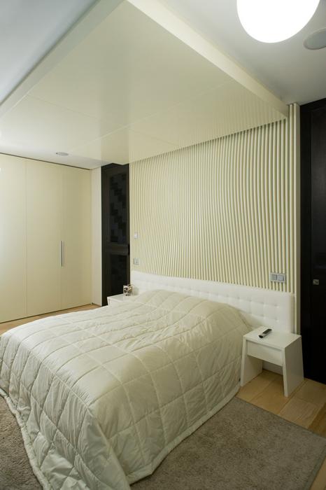 Фото № 26636 спальня  Загородный дом