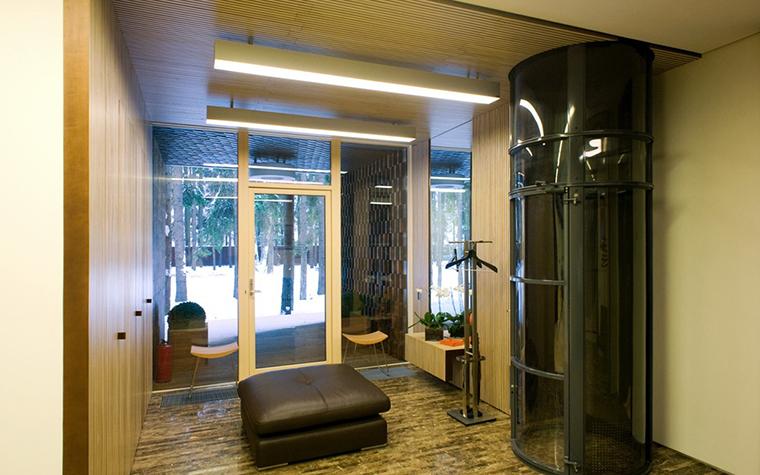интерьер холла - фото № 26650