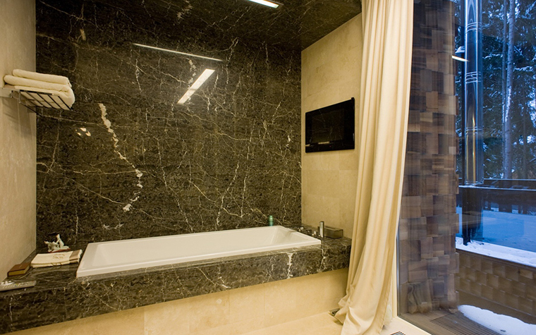 Фото № 26637 ванная  Загородный дом