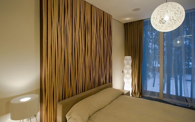 интерьер спальни - фото № 26634