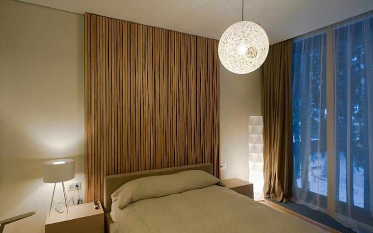 интерьер спальни - фото № 26633