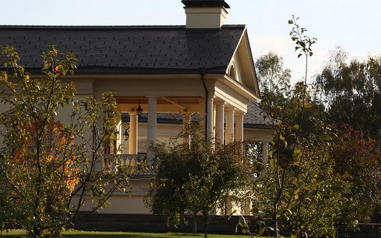 Фото № 26743 фасад  Загородный дом
