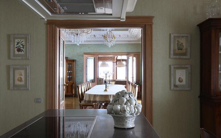 интерьер столовой - фото № 27164