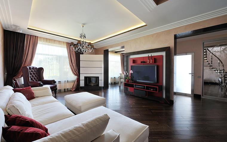интерьер гостиной - фото № 26859