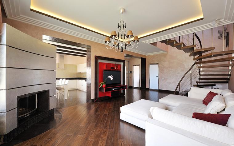 интерьер гостиной - фото № 26860