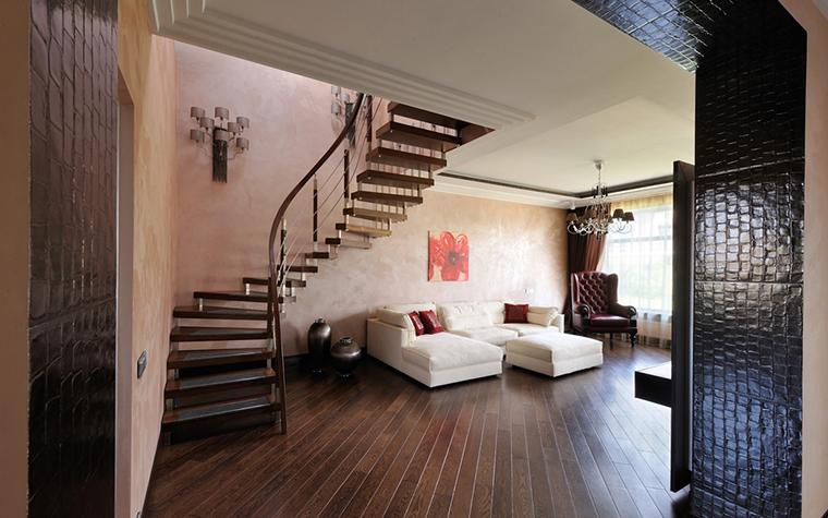 интерьер гостиной - фото № 26861