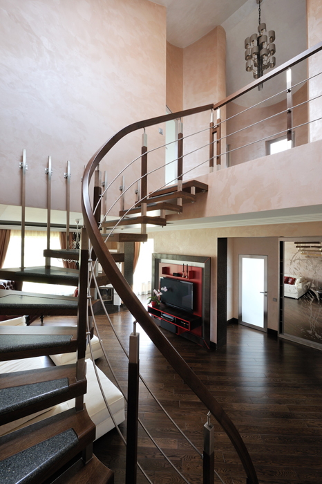 Фото № 26862 гостиная  Загородный дом