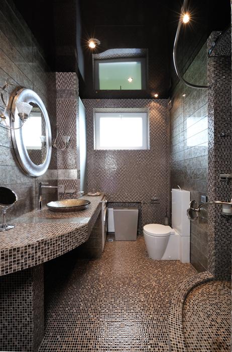 Фото № 26873 ванная  Загородный дом
