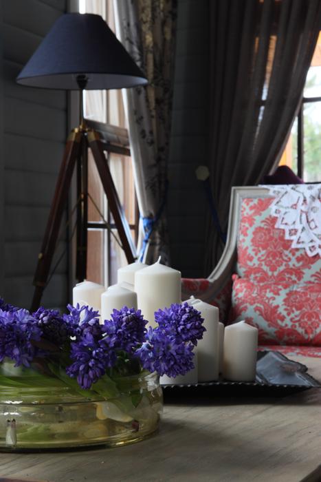 интерьер гостиной - фото № 26986