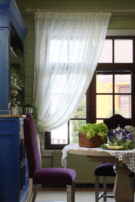 интерьер столовой - фото № 26992