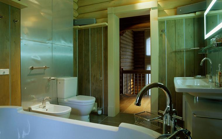 Фото № 27180 ванная  Загородный дом