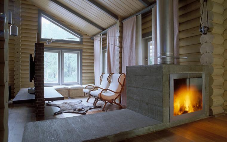 <p>Авторы: Жанна Кочурова (архитектурное бюро &laquo;ДИА&raquo;).</p> <p>Благодаря низкой теплопроводности, камень обладает свойством аккумулировать тепло, которое затем медленно отдаёт.</p>