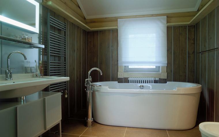 Фото № 27179 ванная  Загородный дом