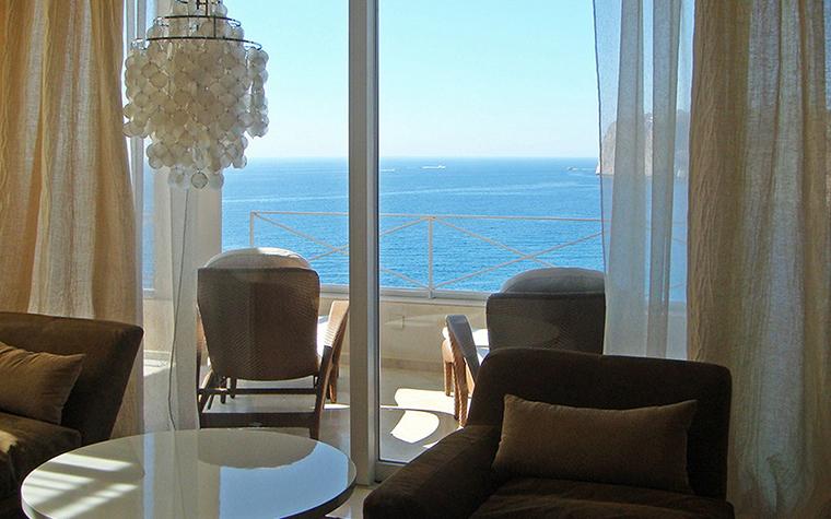 интерьер гостиной - фото № 27306