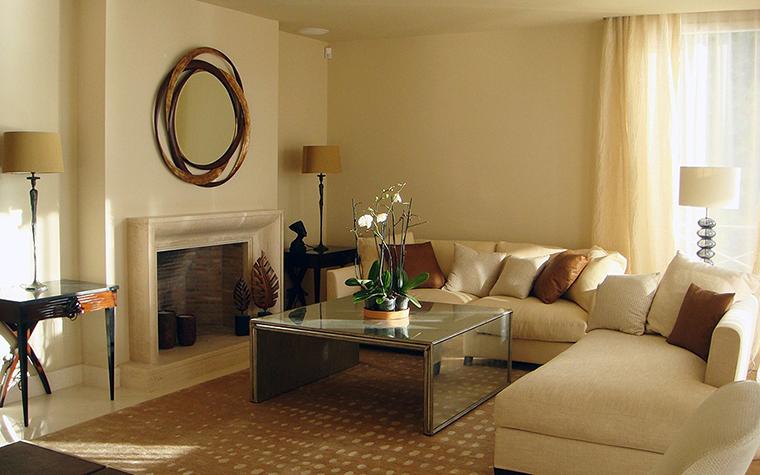 интерьер гостиной - фото № 27307