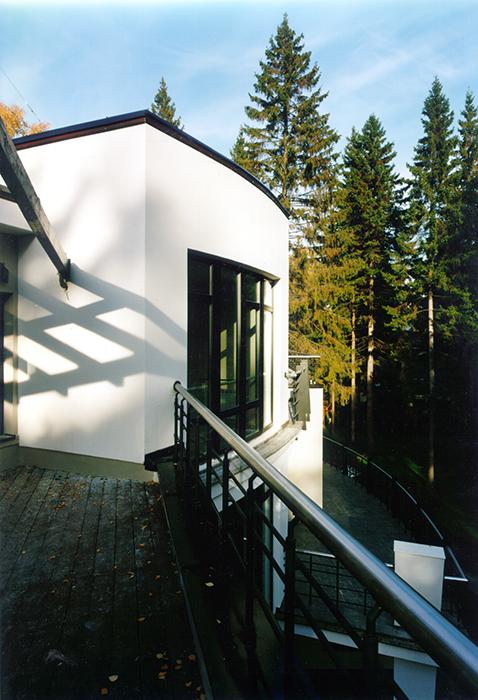 Фото № 27614 фасад  Загородный дом