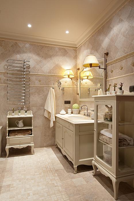 Фото № 27842 ванная  Загородный дом