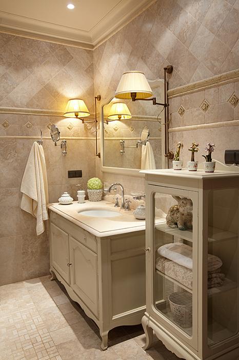 Фото № 27843 ванная  Загородный дом