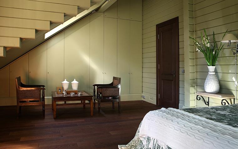 интерьер спальни - фото № 27947