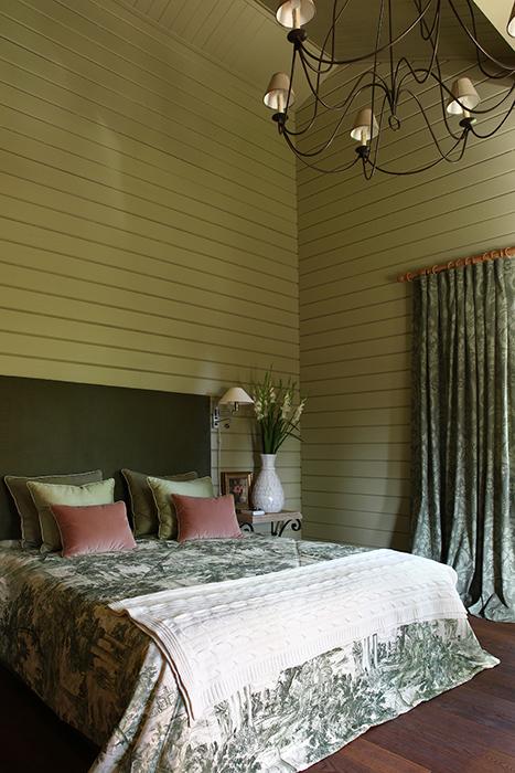 интерьер спальни - фото № 27948