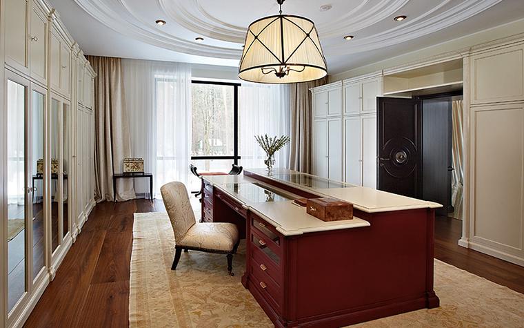 интерьер кабинета - фото № 28052