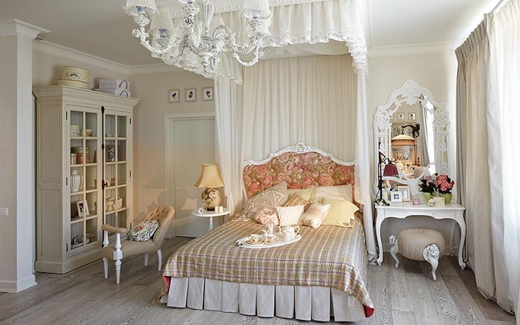 интерьер спальни - фото № 28153