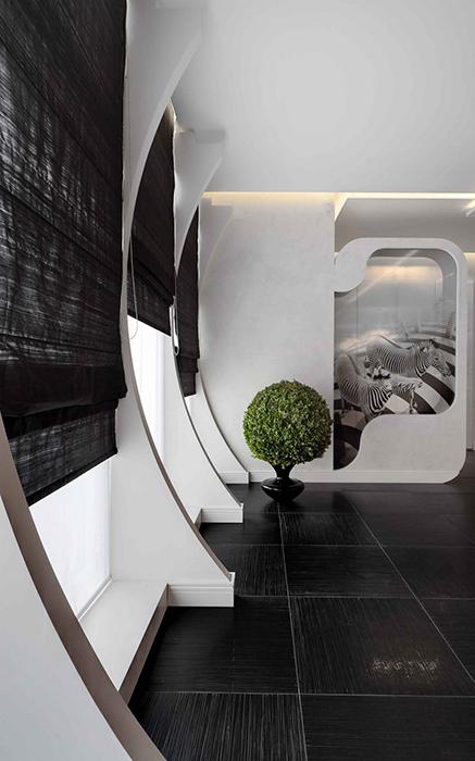 интерьер холла - фото № 28426