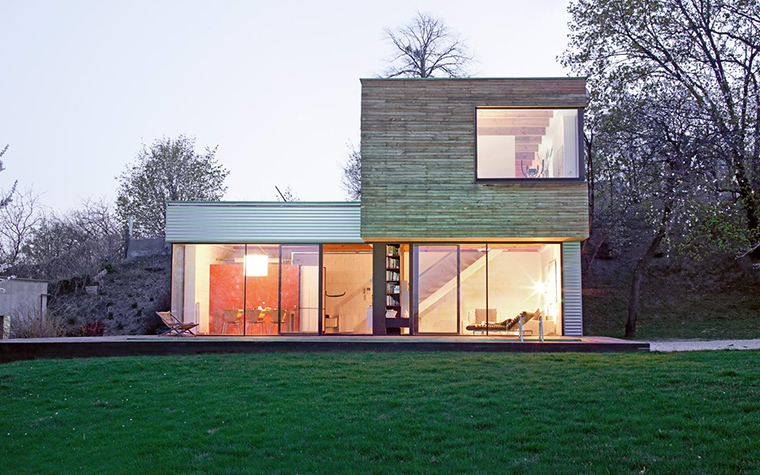 Загородный дом. фасад из проекта , фото №28620