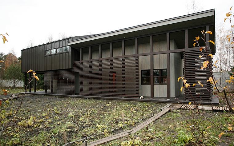 Фото № 28635 фасад  Загородный дом