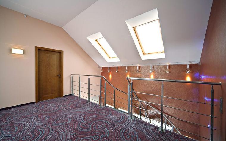 Загородный дом. холл из проекта , фото №28677
