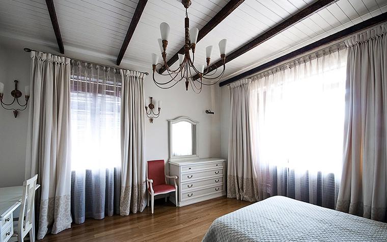 интерьер спальни - фото № 28810