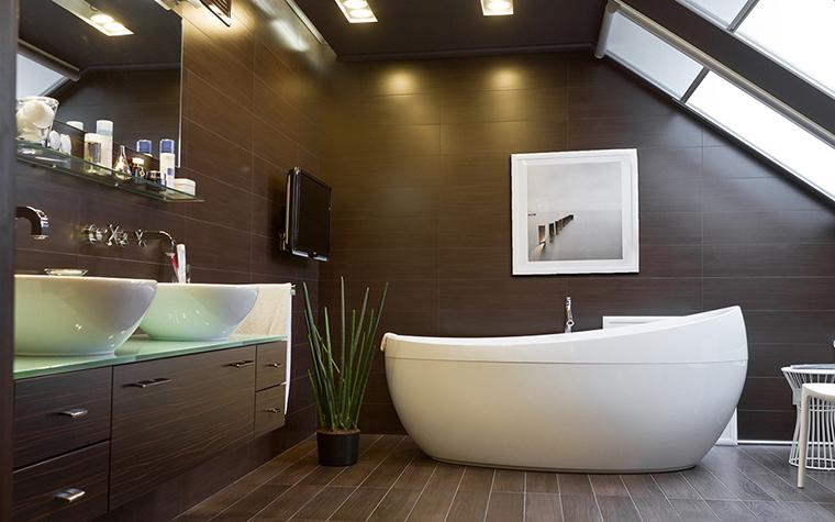 Фото № 28888 ванная  Загородный дом