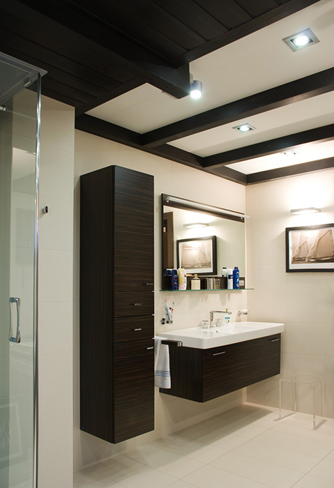 Фото № 28886 ванная  Загородный дом