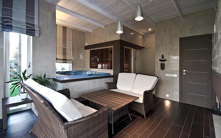 интерьер бани - фото № 28844