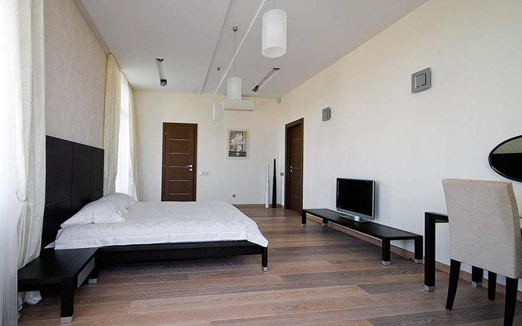 интерьер спальни - фото № 28839